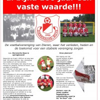 Advertentie Dierensche Boys