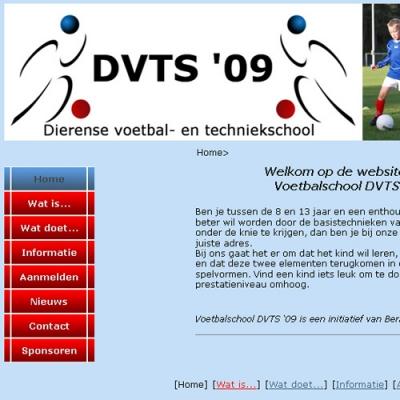 Website DVTS'09