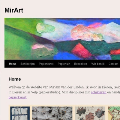 Website MirArt